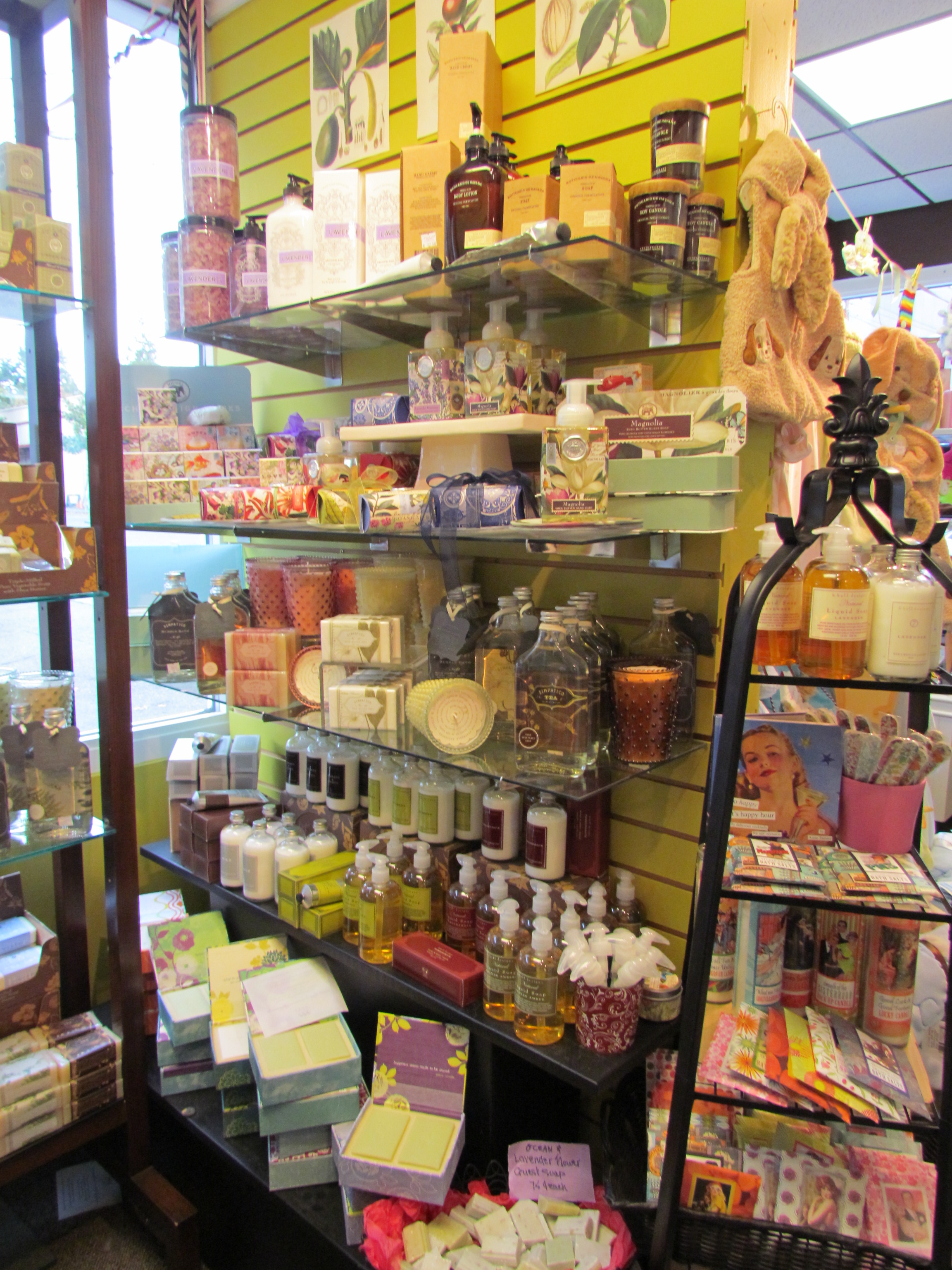 Magnolia Garden Center, Seattle WA\'s Coolest bath and body gifts and ...